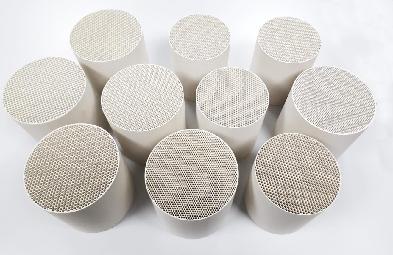 soorten keramiek keramische elementen eigenschappen warmteaccumulaties