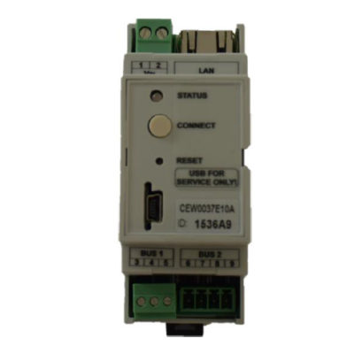 MoveAir SEC-Touch Gateway Decentrale WTW warmteterugwinning